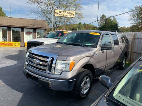 2009 Ford F-150 for sale at Selective Wheels in Windber PA