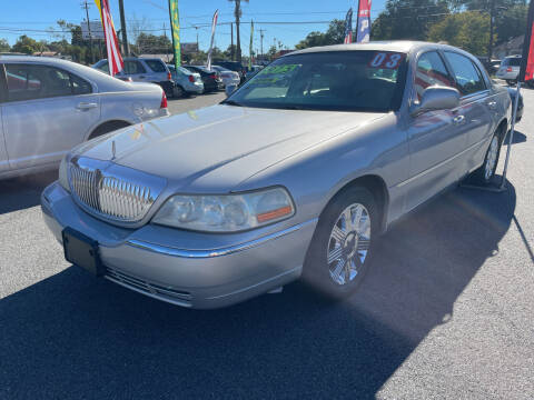 2003 Lincoln Town Car for sale at Cars for Less in Phenix City AL