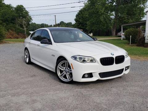 2015 BMW 5 Series for sale at Auto Mart in Kannapolis NC