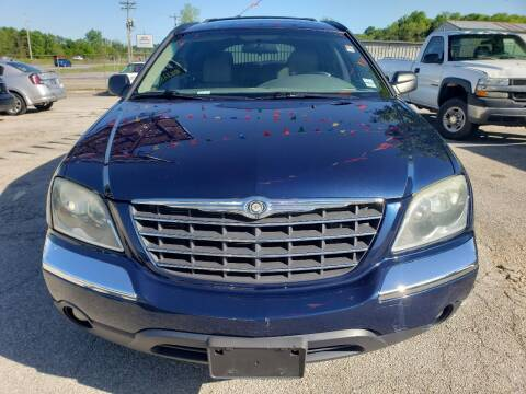 2005 Chrysler Pacifica for sale at BBC Motors INC in Fenton MO