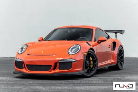 2016 Porsche 911 for sale at Nuvo Trade in Newport Beach CA