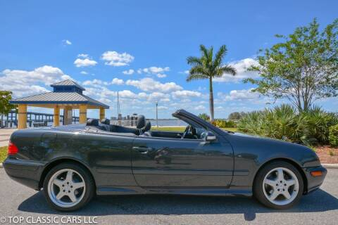 2003 Mercedes-Benz CLK for sale at Top Classic Cars LLC in Fort Myers FL