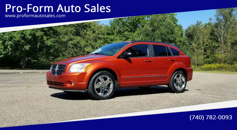 2009 Dodge Caliber for sale at Pro-Form Auto Sales in Belmont OH