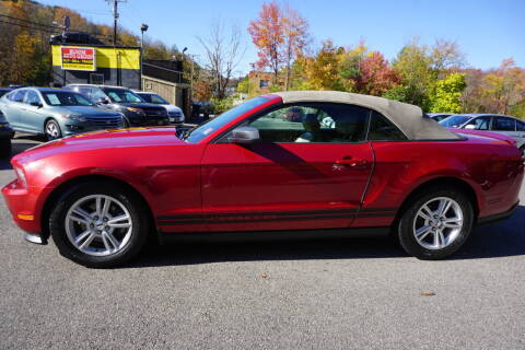 2012 Ford Mustang for sale at Bloom Auto in Ledgewood NJ