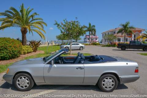 1994 Mercedes-Benz E-Class for sale at Top Classic Cars LLC in Fort Myers FL
