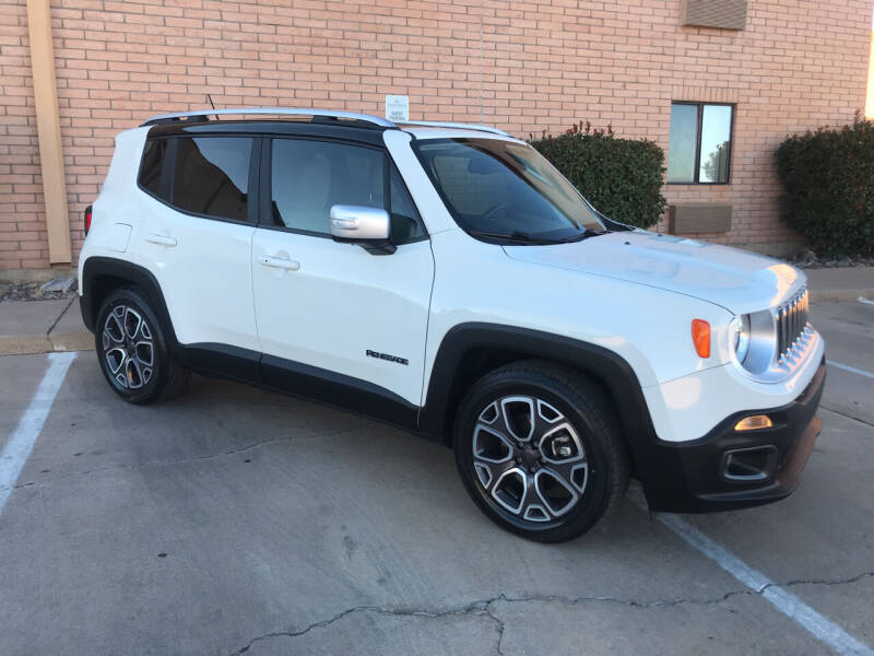 2015 Jeep Renegade for sale at Freedom  Automotive in Sierra Vista AZ