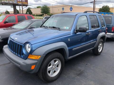 2006 Jeep Liberty for sale at Country Auto Sales in Boardman OH