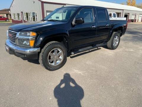 2010 GMC Canyon for sale at Hill Motors in Ortonville MN