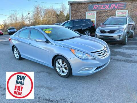 2012 Hyundai Sonata for sale at Redline Motorplex,LLC in Gallatin TN