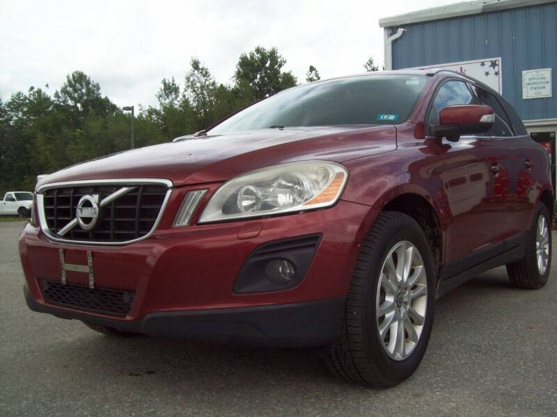 2010 Volvo XC60 for sale at Frank Coffey in Milford NH