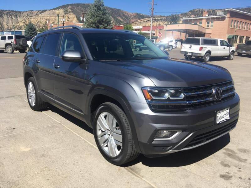 2019 Volkswagen Atlas for sale at Northwest Auto Sales & Service Inc. in Meeker CO