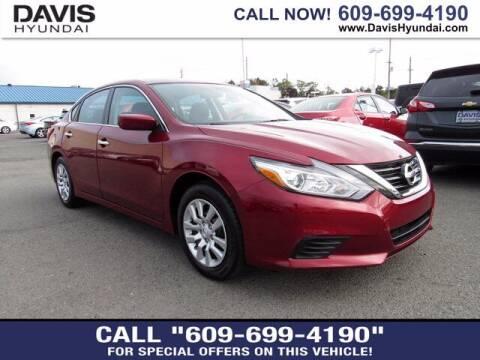 2018 Nissan Altima for sale at Davis Hyundai in Ewing NJ