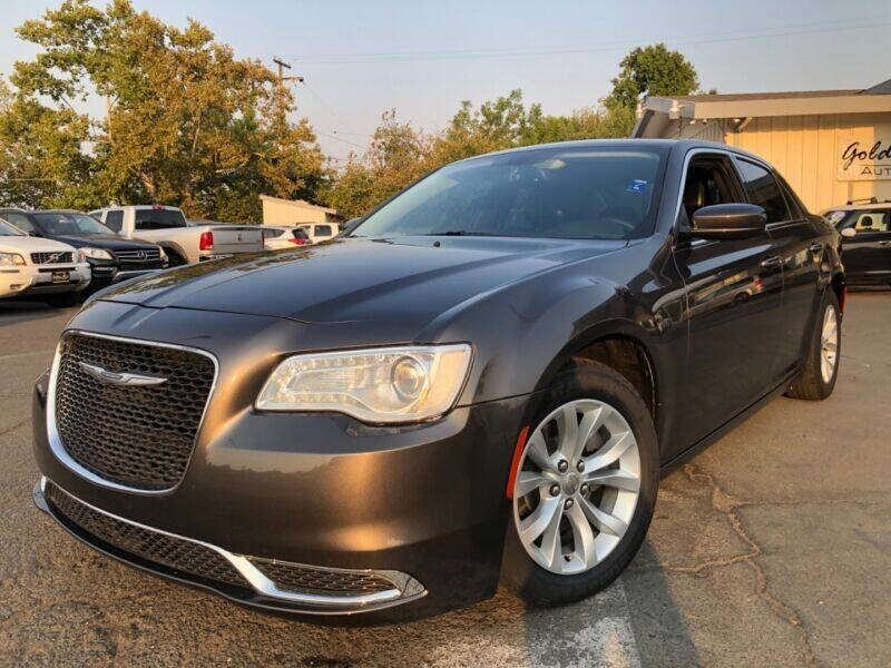 2015 Chrysler 300 for sale at Golden Star Auto Sales in Sacramento CA