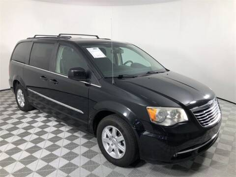 2012 Chrysler Town and Country for sale at Allen Turner Hyundai in Pensacola FL