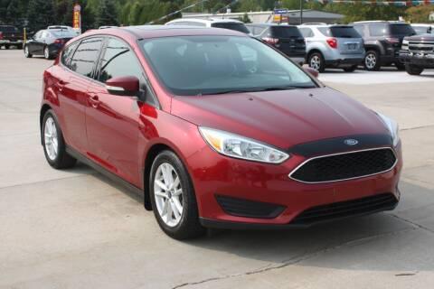 2015 Ford Focus for sale at Sandusky Auto Sales in Sandusky MI