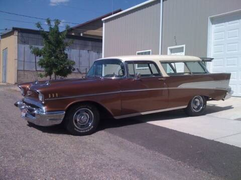 1957 Chevrolet Nomad for sale at Classic Car Deals in Cadillac MI