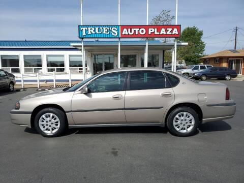 2003 Chevrolet Impala for sale at True's Auto Plaza in Union Gap WA