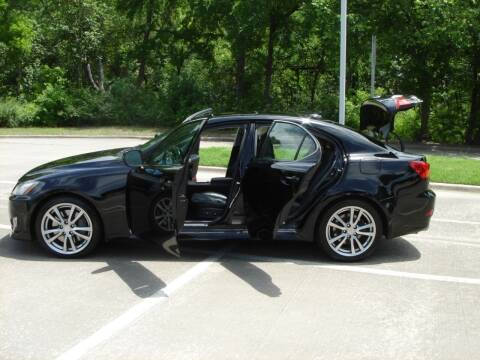 2008 Lexus IS 350 for sale at ACH AutoHaus in Dallas TX