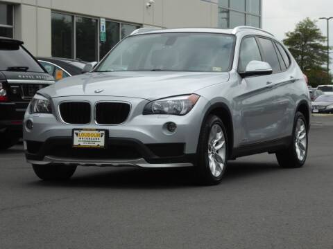 2015 BMW X1 for sale at Loudoun Motor Cars in Chantilly VA