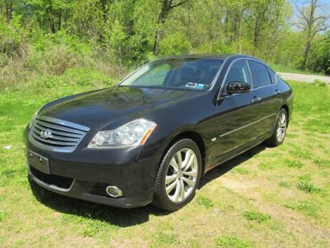 2008 Infiniti M35 for sale at Peekskill Auto Sales Inc in Peekskill NY