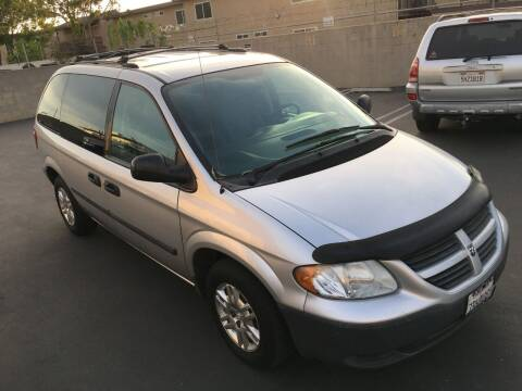 2005 Dodge Caravan for sale at American Wholesalers in Huntington Beach CA