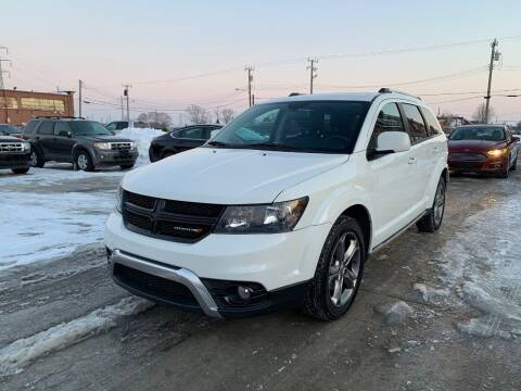 2017 Dodge Journey for sale at Crooza in Dearborn MI