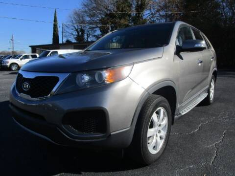 2011 Kia Sorento for sale at Lewis Page Auto Brokers in Gainesville GA