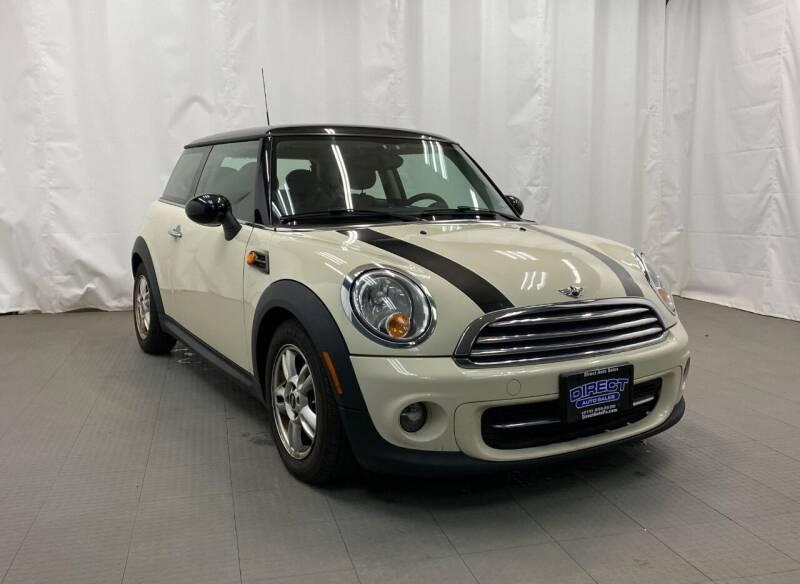 2013 MINI Hardtop for sale at Direct Auto Sales in Philadelphia PA