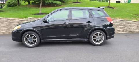 2003 Toyota Matrix for sale at 4 Below Auto Sales in Willow Grove PA