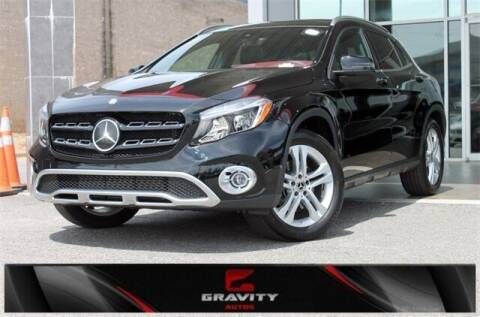 2019 Mercedes-Benz GLA for sale at Gravity Autos Roswell in Roswell GA