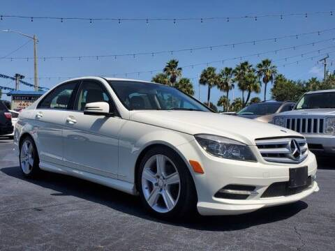 2011 Mercedes-Benz C-Class for sale at Select Autos Inc in Fort Pierce FL
