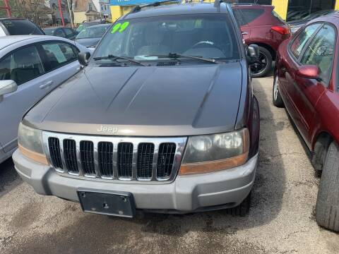 1999 Jeep Grand Cherokee for sale at HW Used Car Sales LTD in Chicago IL