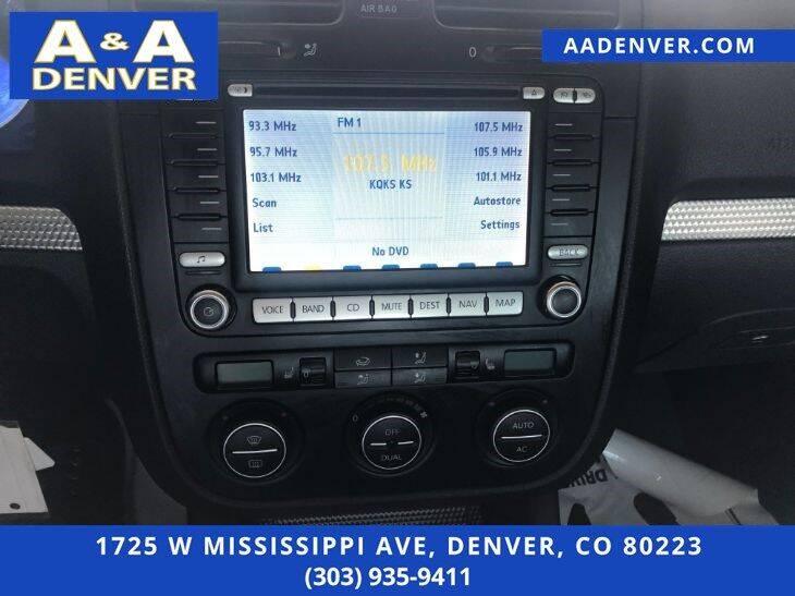 2008 Volkswagen R32 AWD 2dr Hatchback - Denver CO