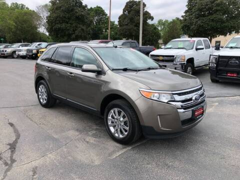 2013 Ford Edge for sale at WILLIAMS AUTO SALES in Green Bay WI