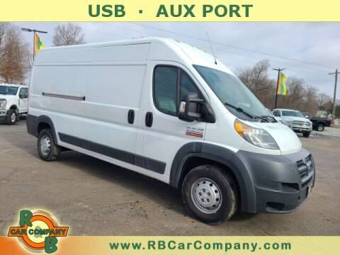2017 RAM ProMaster Cargo for sale at R & B CAR CO - R&B CAR COMPANY in Columbia City IN