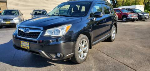 2015 Subaru Forester for sale at Appleton Motorcars Sales & Service in Appleton WI