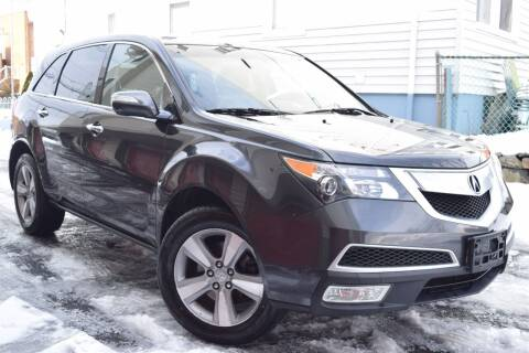2013 Acura MDX for sale at VNC Inc in Paterson NJ