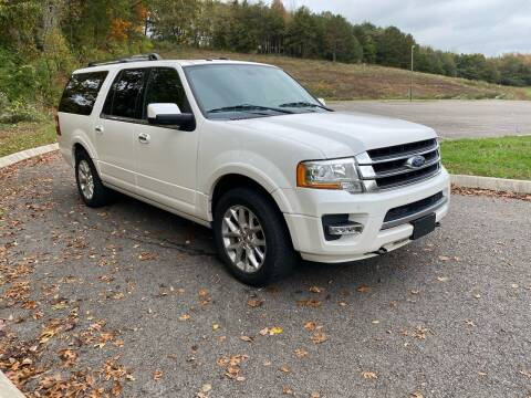 2015 Ford Expedition EL for sale at Unique Auto Sales in Knoxville TN
