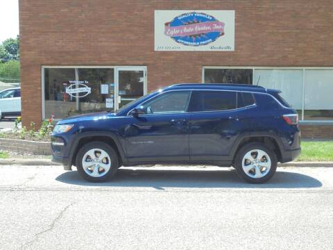 2018 Jeep Compass for sale at Eyler Auto Center Inc. in Rushville IL