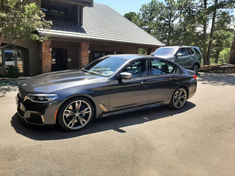 2019 BMW 5 Series for sale at The Car Guy in Glendale CO