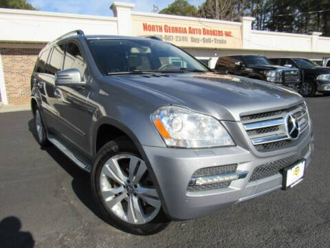 2012 Mercedes-Benz GL-Class for sale at North Georgia Auto Brokers in Snellville GA