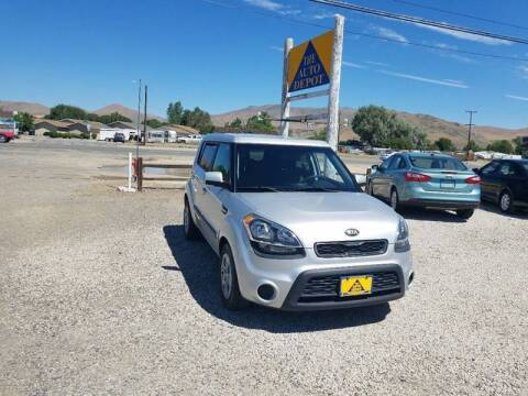 2013 Kia Soul for sale at Auto Depot in Carson City NV