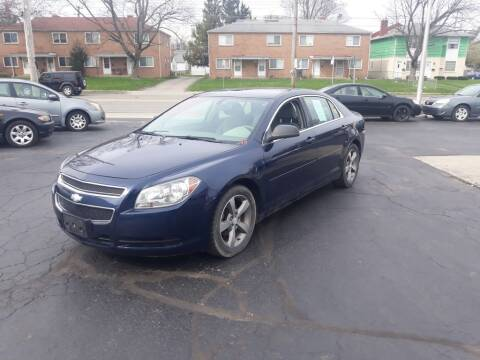 2011 Chevrolet Malibu for sale at Flag Motors in Columbus OH
