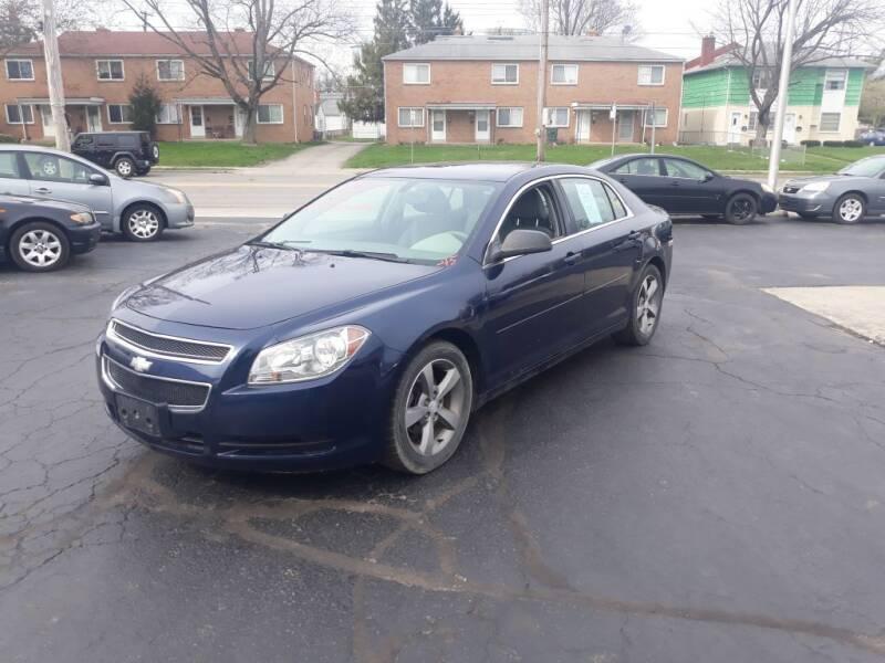 2011 Chevrolet Malibu for sale at Flag Motors in Columbus OH