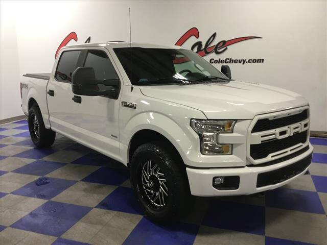 2016 Ford F-150 for sale at Cole Chevy Pre-Owned in Bluefield WV