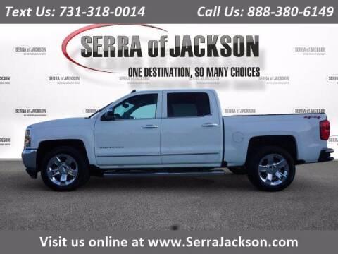 2018 Chevrolet Silverado 1500 for sale at Serra Of Jackson in Jackson TN