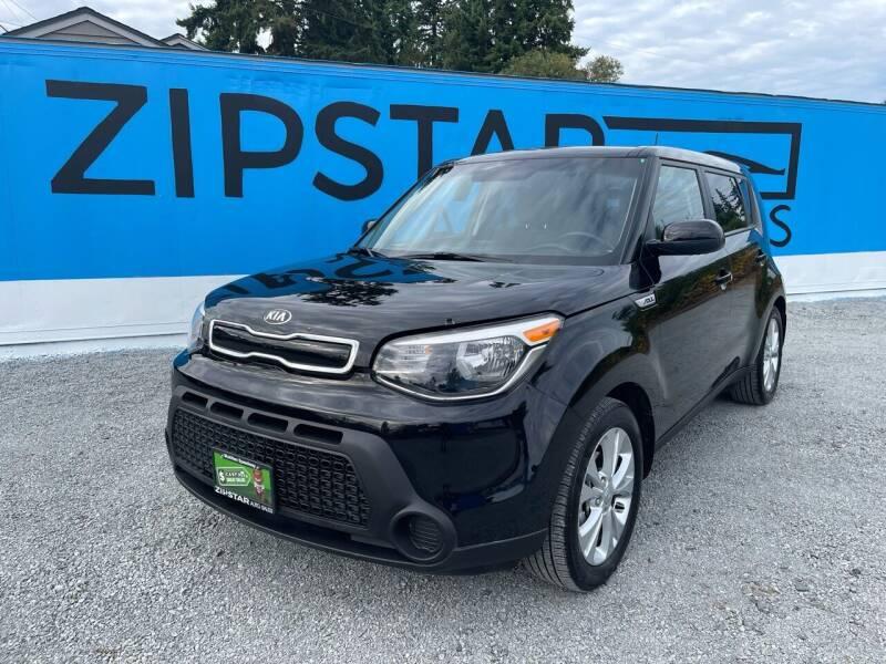 2015 Kia Soul for sale at Zipstar Auto Sales in Lynnwood WA