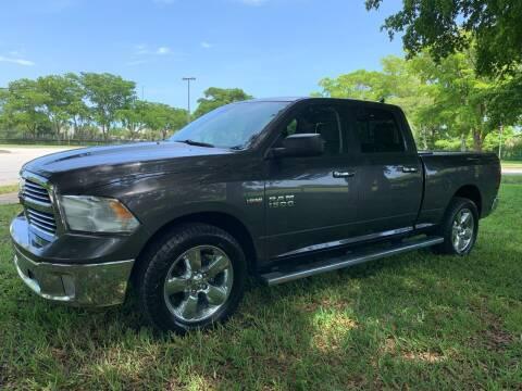 2015 RAM Ram Pickup 1500 for sale at Top Trucks Motors in Pompano Beach FL