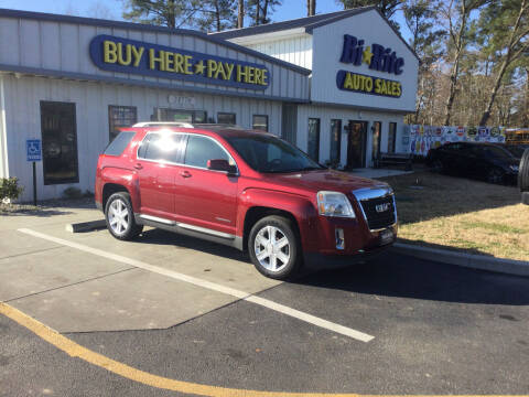 2010 GMC Terrain for sale at Bi Rite Auto Sales in Seaford DE