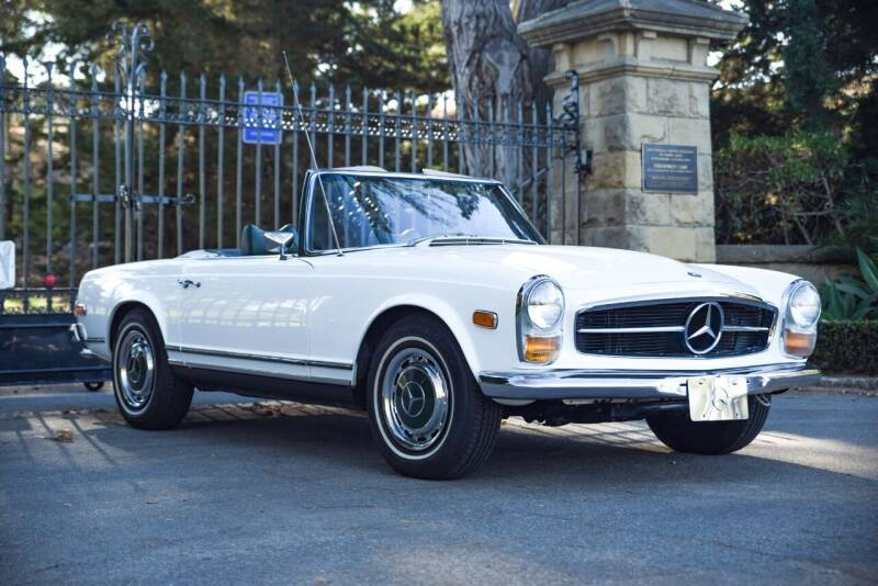 1969 Mercedes-Benz 280-Class for sale at Milpas Motors in Santa Barbara CA